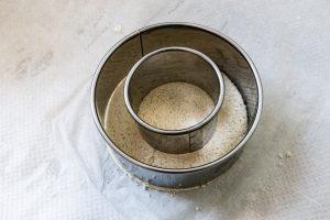 cercles de pâtissier