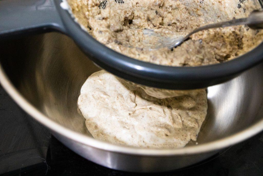 Crème de pain grillé